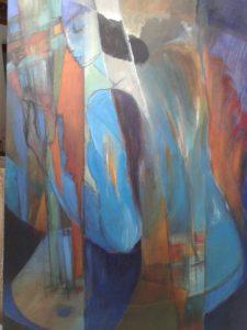Cours Peinture du 6 Mars 2021 @ L'atelier