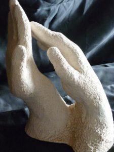 Cours modelage/sculpture 27 Février 2020 @ Atelier